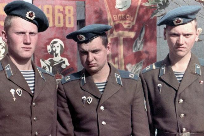 Дембельские предрассудки в армии СССР