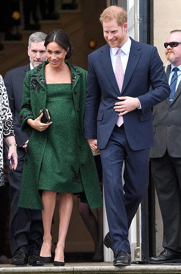 Гардероб герцогини: самые стильные сумочки Меган Маркл