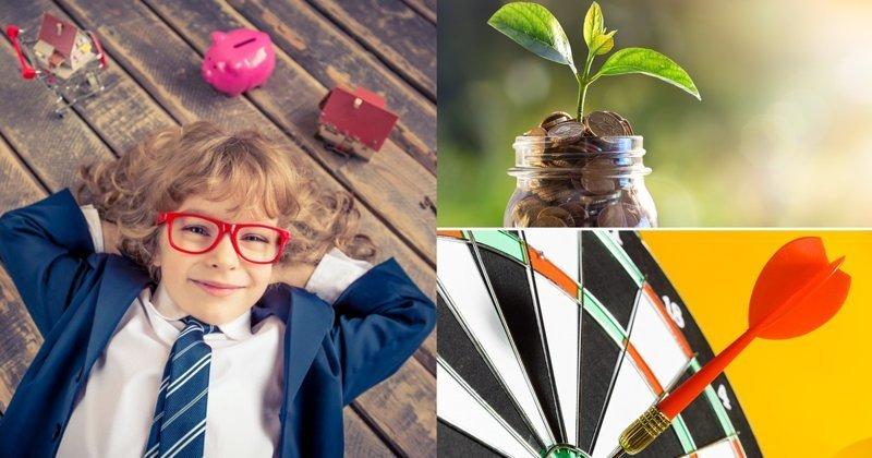 Бизнес-мышление с детства: 5 простых способов, которые позволят вам вырастить предпринимателя
