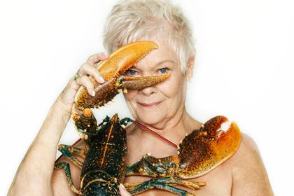 80-летняя звезда бондианы снялась голой ради животных