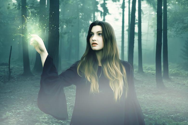 Не влюбляйтесь в ведьму. Ист…