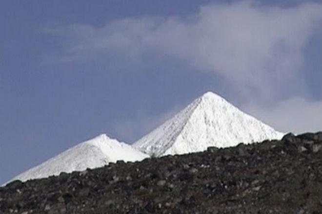 Раскрыта тайна китайских пирамид