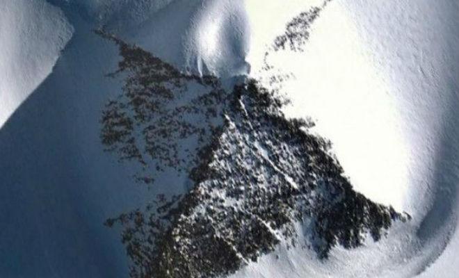Необъяснимые находки, которые нашли из за таяния ледников Культура