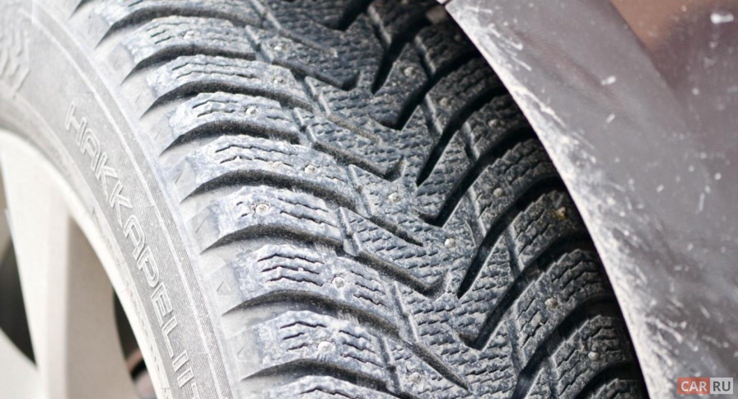 Повреждения на шинах могут рассказать о состоянии автомобилей Автомобили