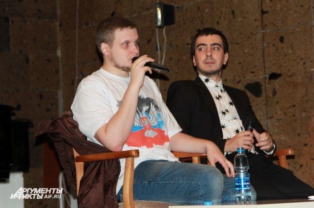 Лексус и Вован разыграли правозащитницу из Европы и сторонников Навального