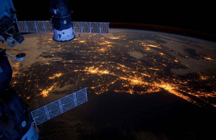 Фотографии, демонстрирующие эволюцию освоения космоса