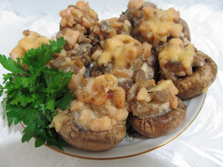 Блюда шампиньонов рецепты фото мультиварке