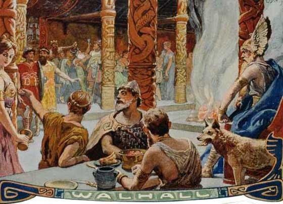 Люди севера: мифология