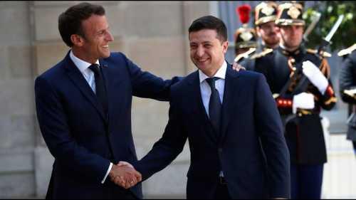 Интересы Киева пролетают, как фанера над Парижем