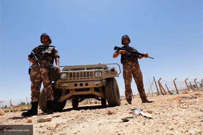 Наступление у границ Иордании: САА атакует союзников США