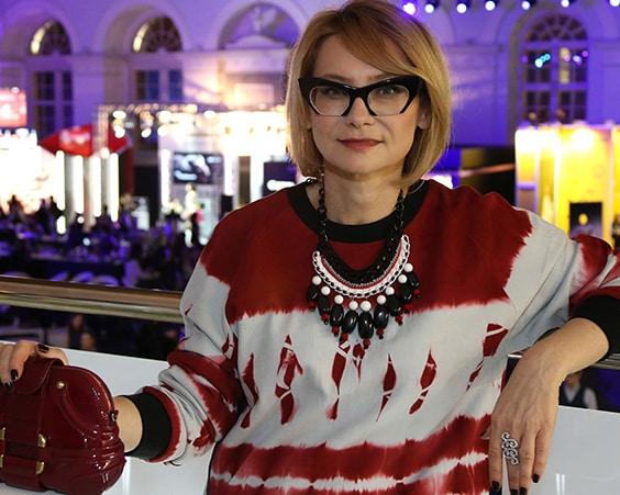 Эвелина Хромченко.