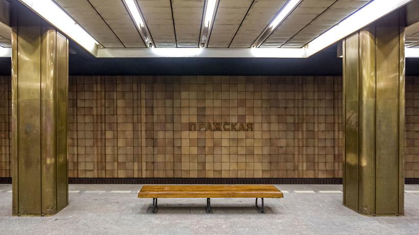 На южном участке «серой» ветки метро не ходят поезда из‑за упавшего на пути человека