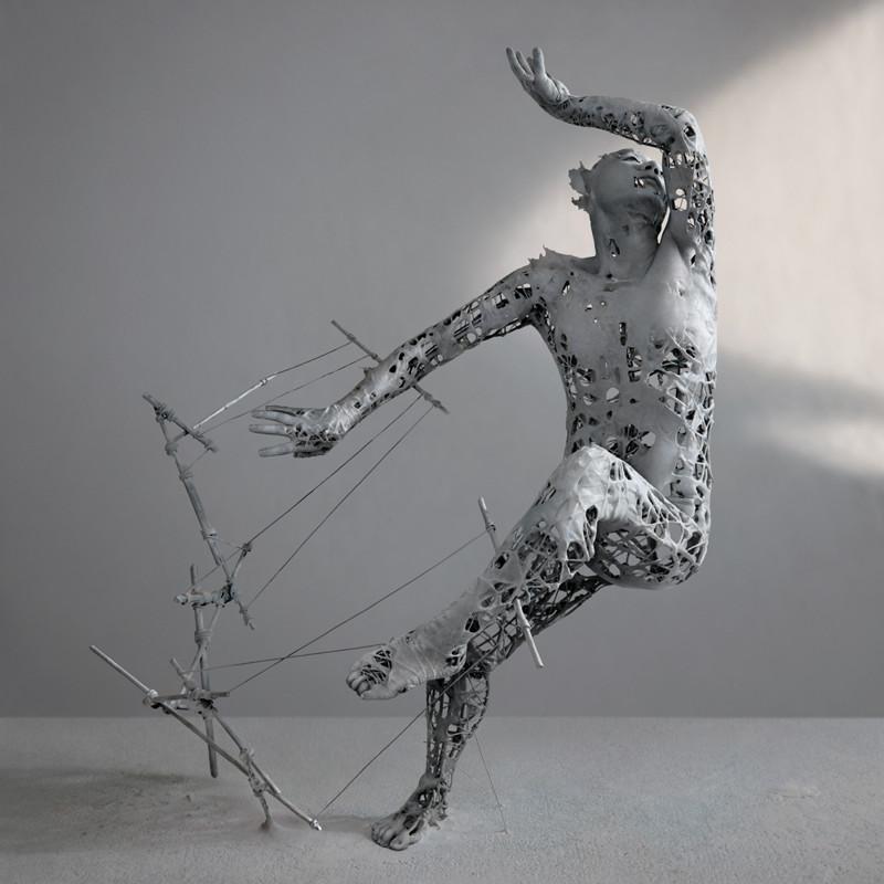 Не для слабонервных: Отталкивающе-притягательные работы Yuichi Ikehata