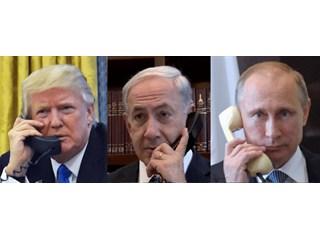Связка Москва-Тель-Авив-Вашингтон подтвердилась