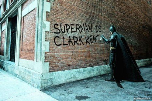Повседневная жизнь супергеро…