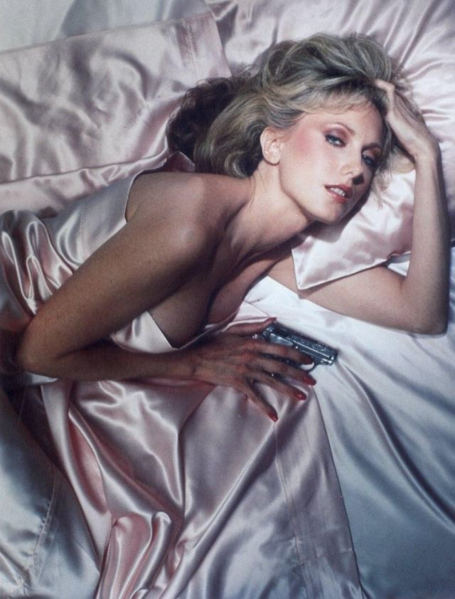 Гламур и привлекательность: вам нравится эта звезда 80-х? фотография