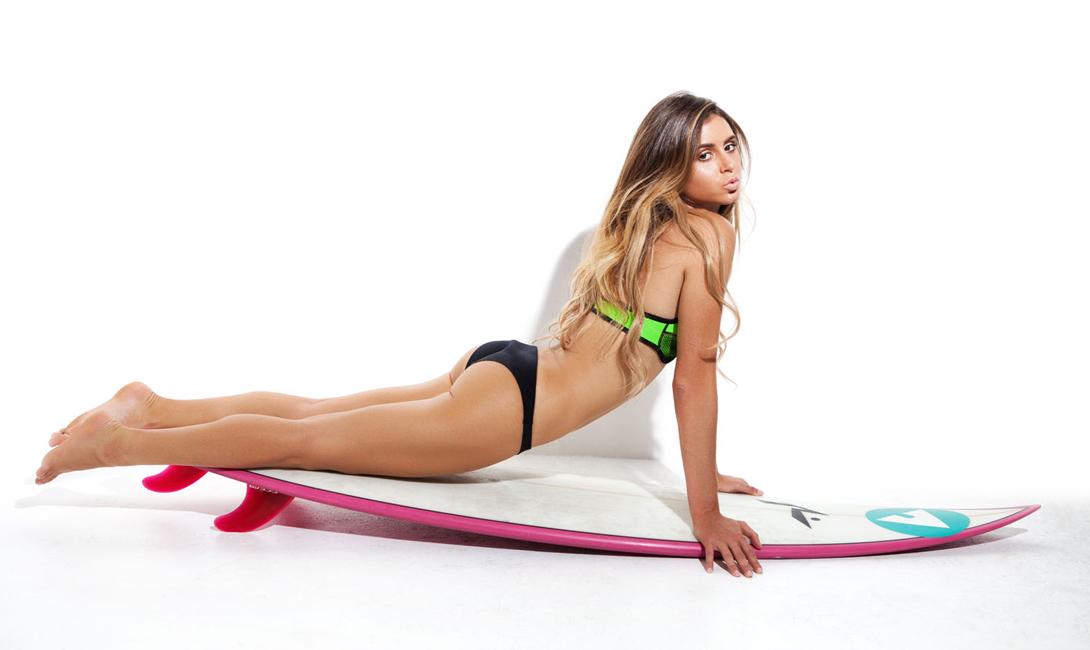 Анастасия Эшли: гордость мирового серфинга девушки, анастасия эшли