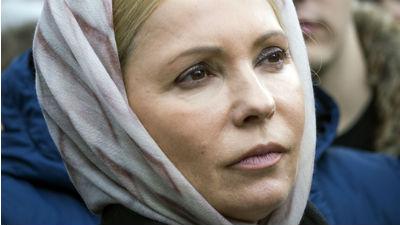 Тимошенко заподозрили в работе на президента Путина