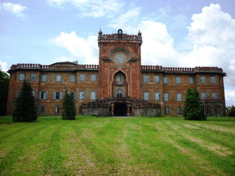 Пыль истории: замок Саммеццано