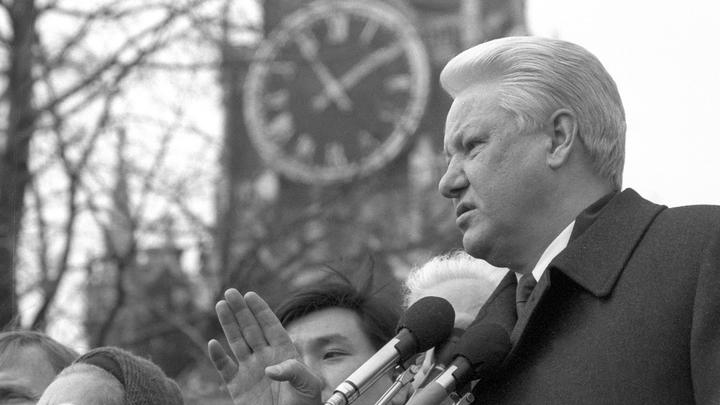 """Уже открыл """"чемоданчик"""": Как Ельцин в 1995-м чуть не развязал ядерную войну история"""