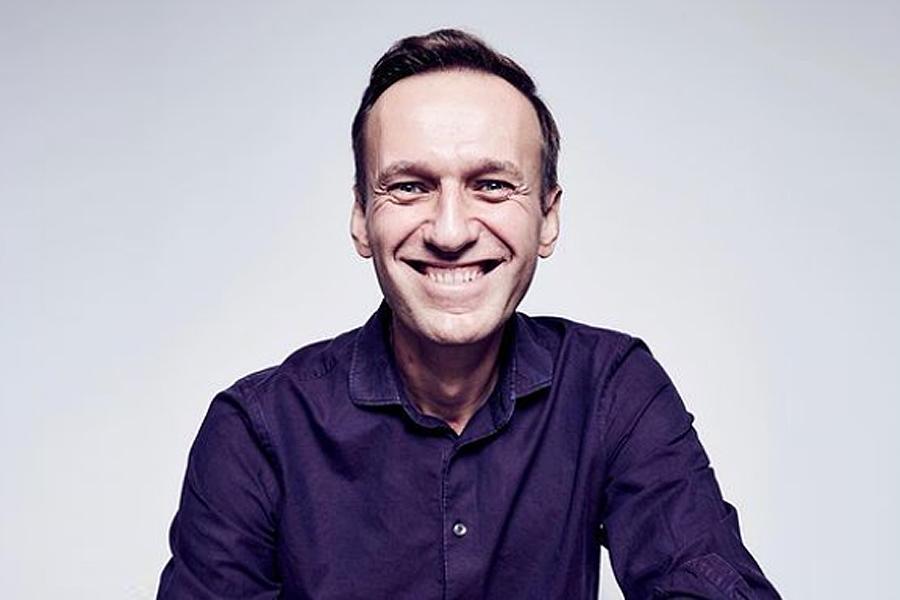 О смерти политика Алексея Навального