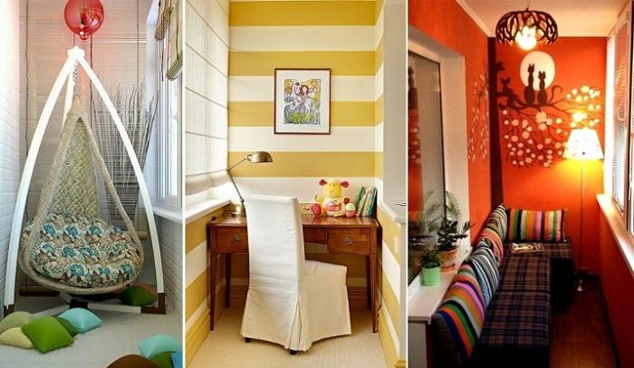18 проверенных примеров, которые заставят выгрести весь хлам на балконе и сделать ремонт