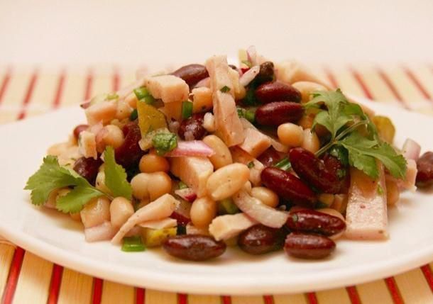 Салат -Фермерский-: рецепты приготовления