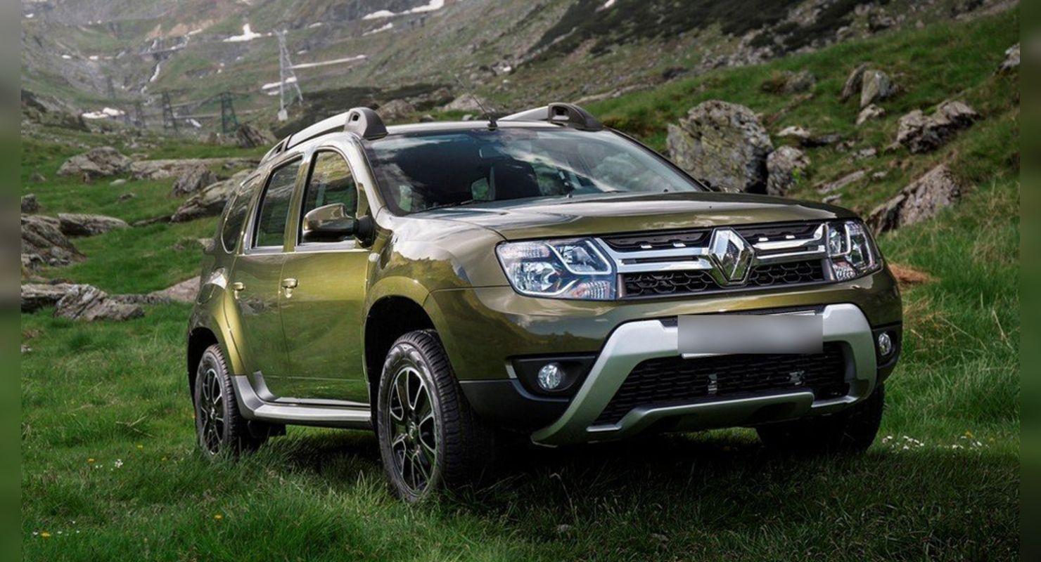 В январе Renault Duster стал бестселлером марки в РФ Автомобили