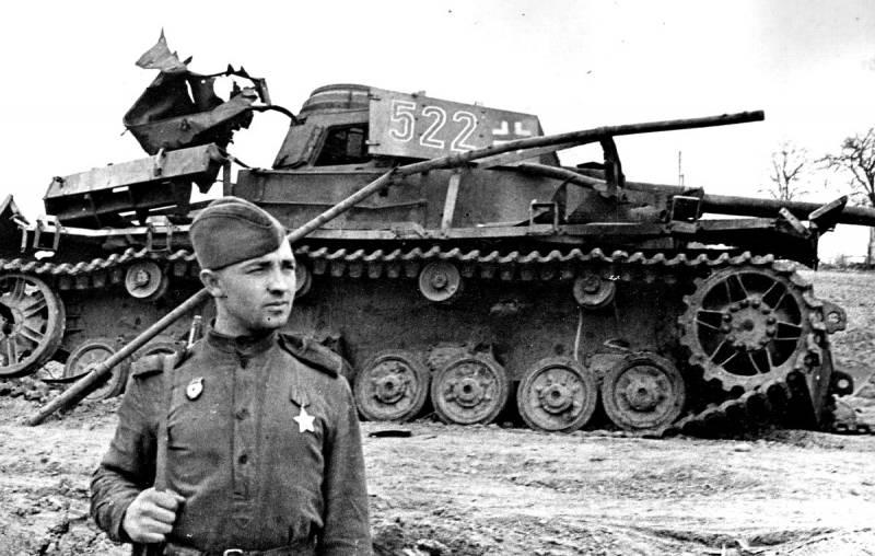 Никогда не воюйте с русскими
