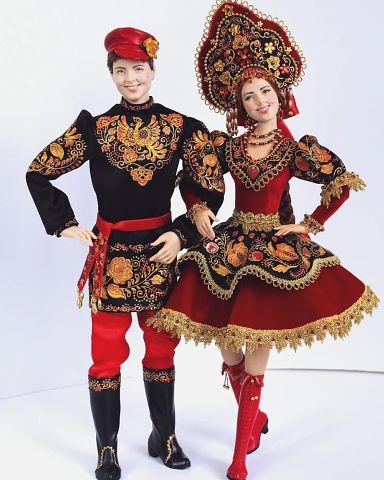 """Коллекционные куклы """"Иванушк…"""
