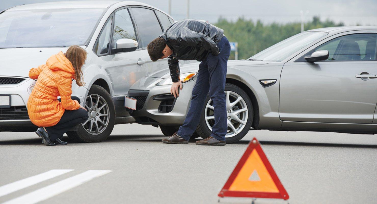 Основная ошибка автомобилистов при незначительном ДТП Автомобили