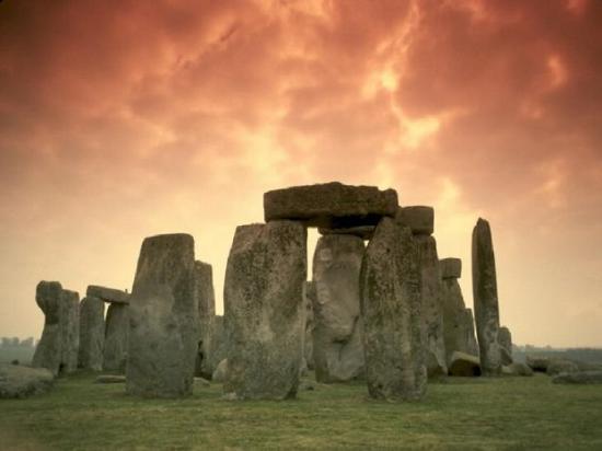 Стоунхендж — древняя обсерва…