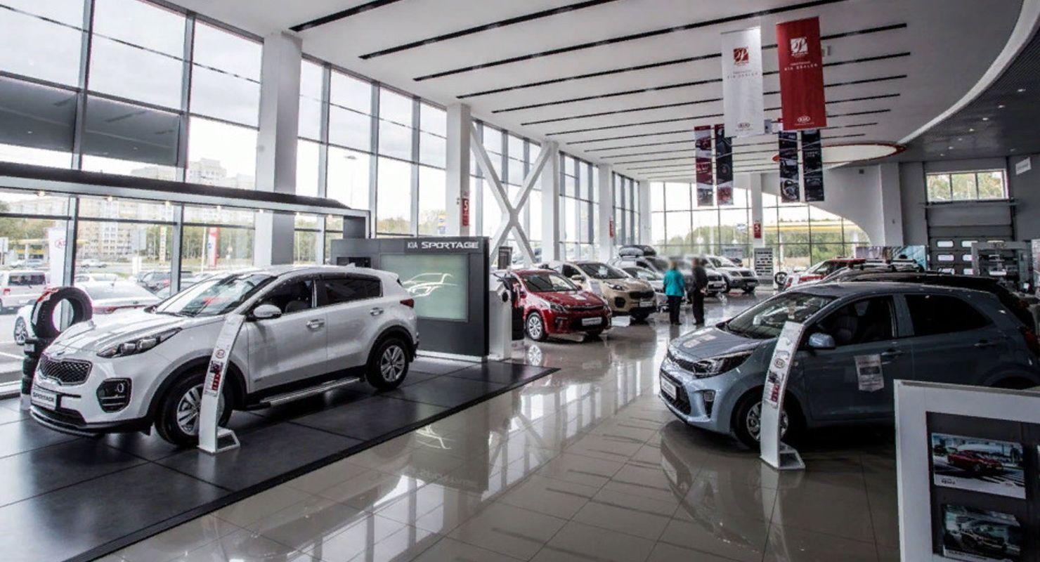 В 2020 году мировой авторынок сократился на 14% Автомобили