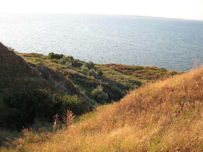 По легенде, где-то здесь похоронен Мамай. /wikipedia.org