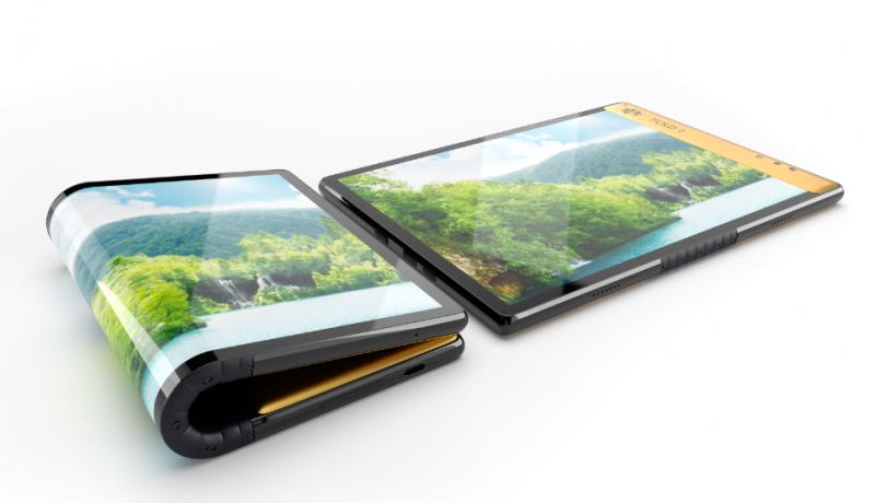 Брат Пабло Эскобара выпустил смартфон с гибким экраном