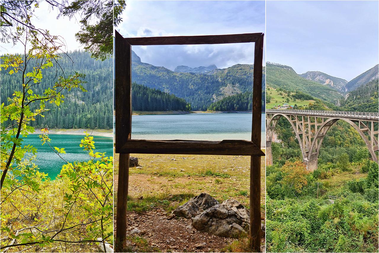 Отпуск в Черногории во время Пандемии: Парк Дурмитор и Мост Джурджевича