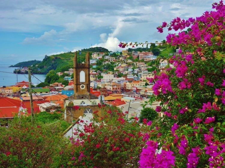 14. Гренада: гражданство от $150 000 Стоимость, вид на жительство, внж, деньги, паспорт, страна, факты, цена