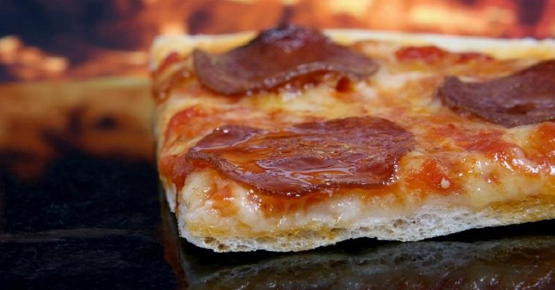 бездрожжевое тесто для пиццы рецепт