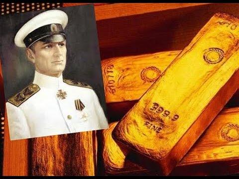 Поиски золота Колчака на Алтае