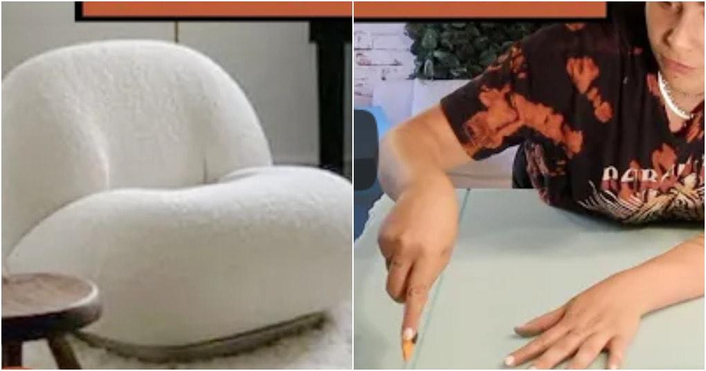 Как создать отличное кресло без инструментов и за несколько часов затем, заготовки, образом, вырезаем, сидушку, детали, также, чехла, заготовку, можно, кресло, ровный, таким, другом, фиксируем, будем, заготовке, проволоку, более, Затем