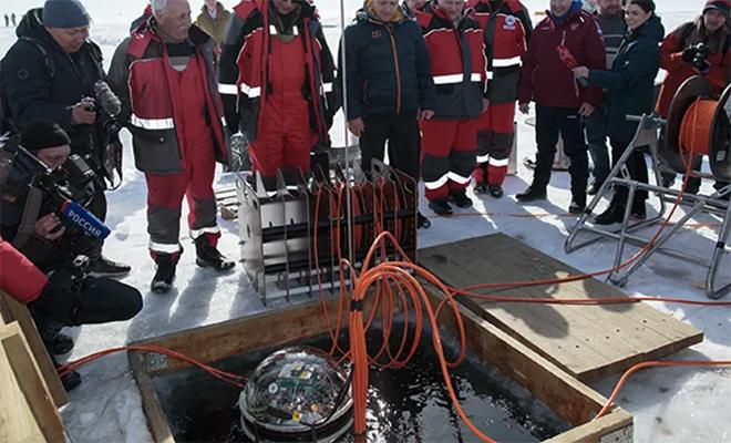 На дно Байкала погрузили детектор, чтобы засечь невидимые частицы из космоса Культура