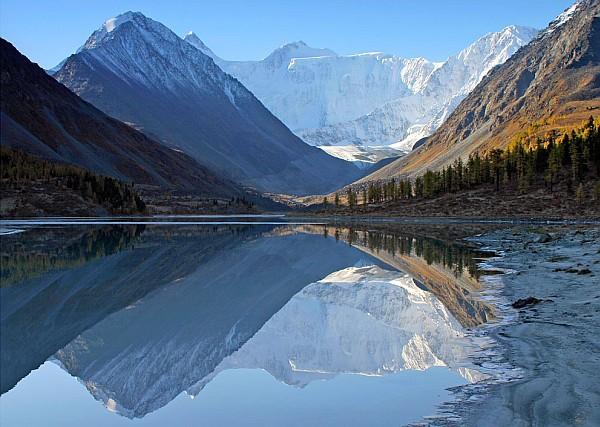 Гора Белуха Горный Алтай история, ссср, факты