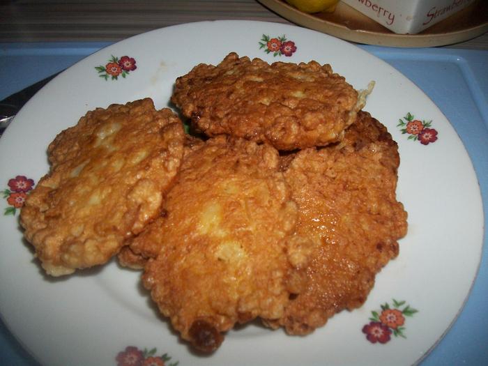Капустные ленивые пирожки или оладьи с припеком