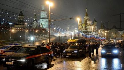 Киев призывает Москву провести быстрое расследование убийства Немцова