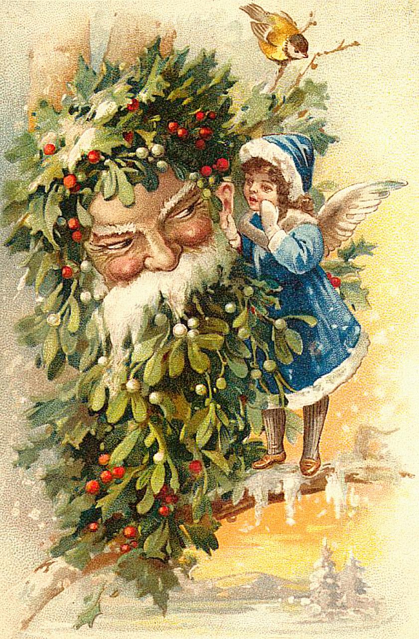 меланома новогодние картинки и рождественские в ретро стиле понимаю, что эта