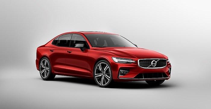 Volvo показала новое поколение седана S60