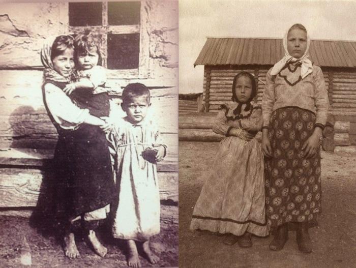 Фотографии русских женщин в деревне — img 1
