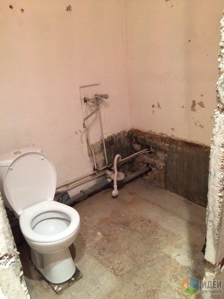 Ремонт ванной комнаты, совмещенный санузел в хрущевке ремонт