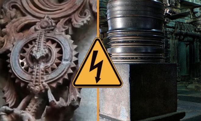 Механические технологии древней Индии: Храм Хосайлешвара противоречит науке артефакт,древние технологии,Индия,культура,наука,Пространство,храм,цивилизация