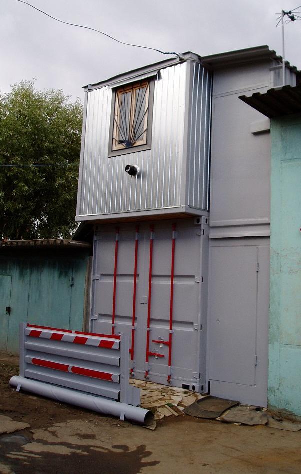 Четыре квартиры в гараже интерьер,кто где как,Россия,строительство